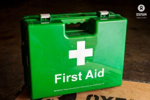 First Aid Kit, Engineer's